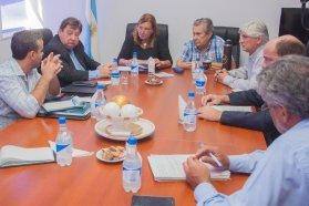 Coordinan mejoras para la planta urbana de Pueblo Brugo