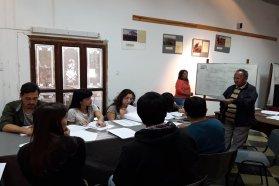 Abrieron inscripciones para cursos de idioma guaraní y chaná y restauración de cerámica arqueológica