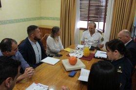 Se avanzó en nuevos criterios para el trabajo conjunto entre la Policía de Entre Ríos y el Copnaf
