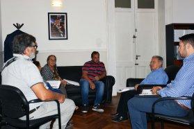 Analizaron proyectos para las juntas de gobierno de Federación