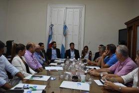 Se reunió el Consejo Asesor Productivo de Entre Ríos