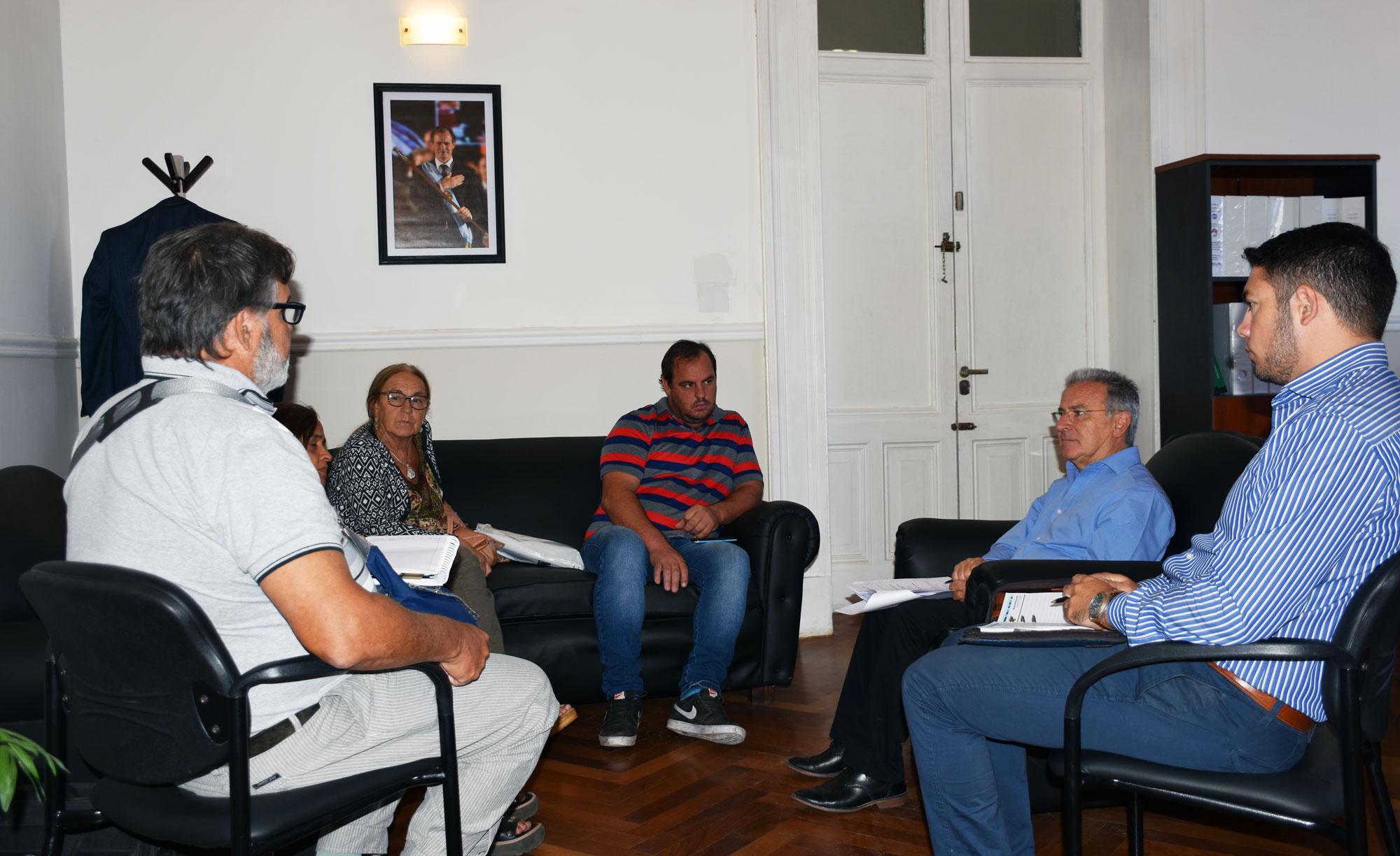 .Analizaron proyectos para las juntas de gobierno de Federación.