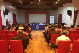 Provincia y municipio trabajan para fomentar el cooperativismo