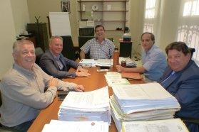 Gestionan la construcción de nuevas viviendas en Crespo