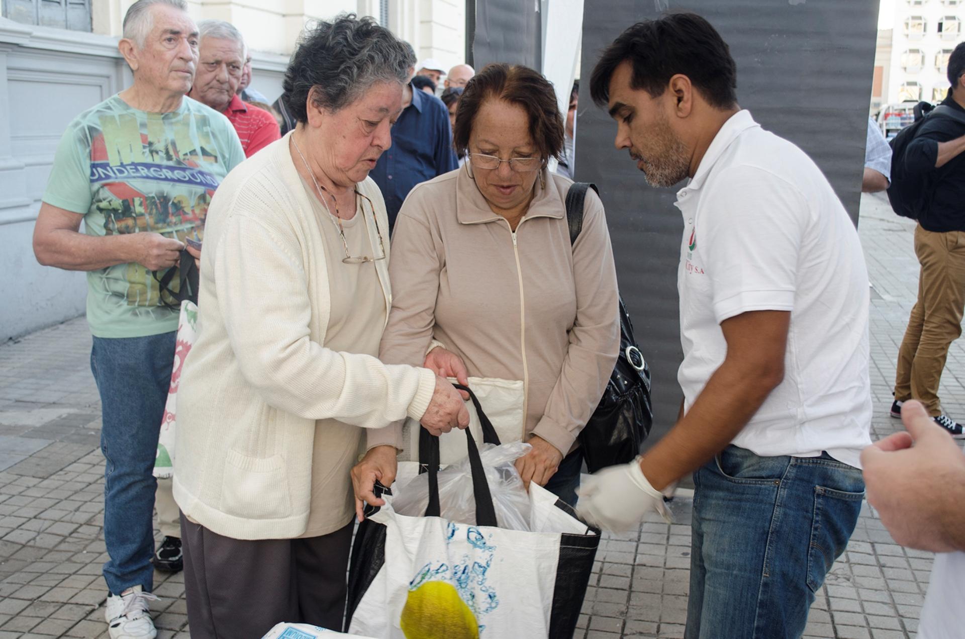.El Programa de acceso al consumo recorrerá distintas localidades entrerrianas.