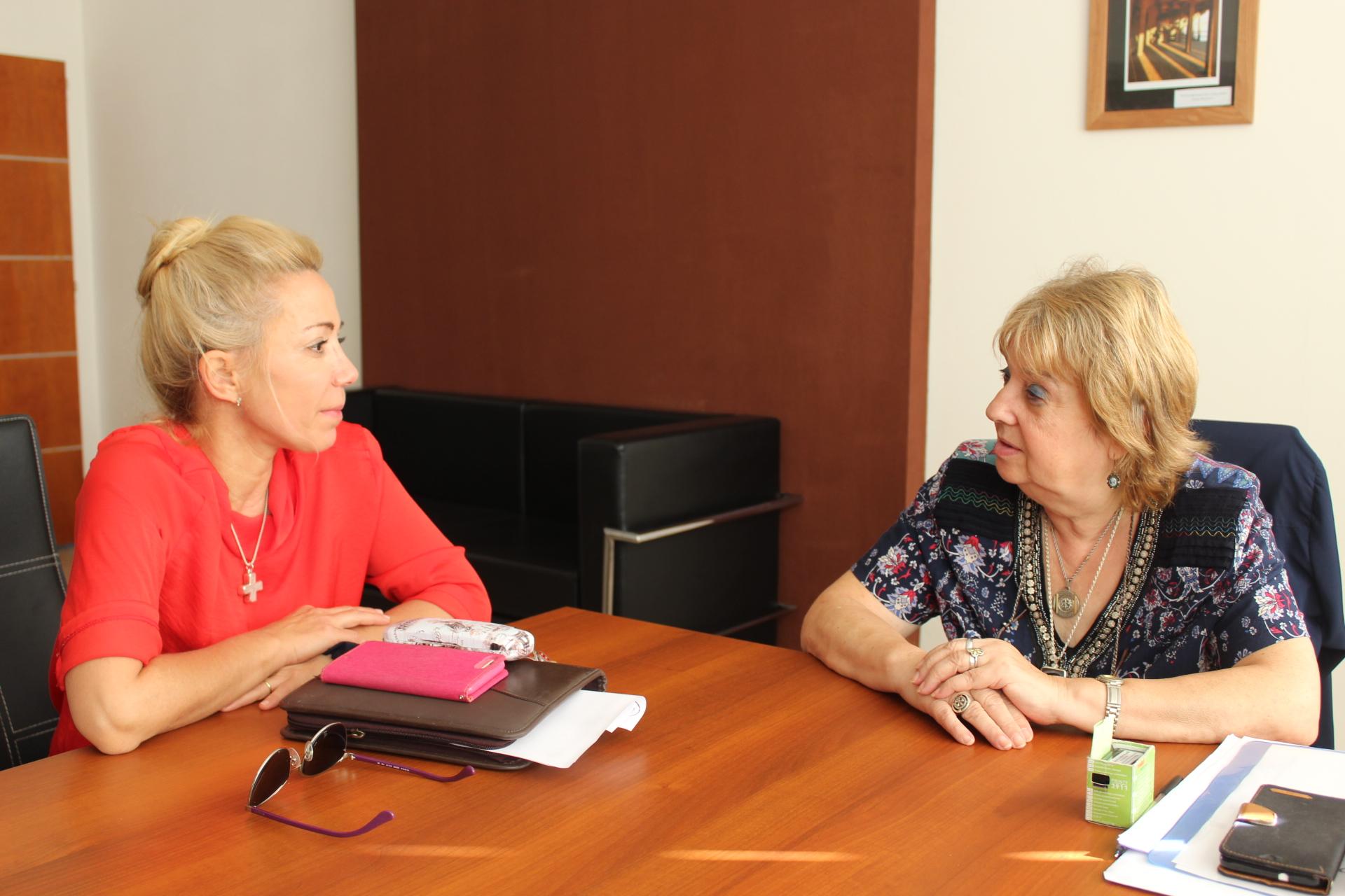 .El CGE articula nuevos proyectos educativos en Colón.