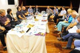 La provincia coordinó propuestas con responsables de áreas de Cultura de  municipios de la costa del Paraná