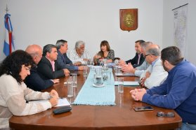Autoridades de Salud analizaron estrategias sanitarias junto a referentes del departamento Uruguay