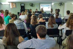 Profesionales de salud mental compartieron experiencias de rotación en instituciones de Italia, Brasil y el sur