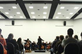 Nueva propuesta de La Sinfónica en el Centro Provincial de Convenciones de Paraná