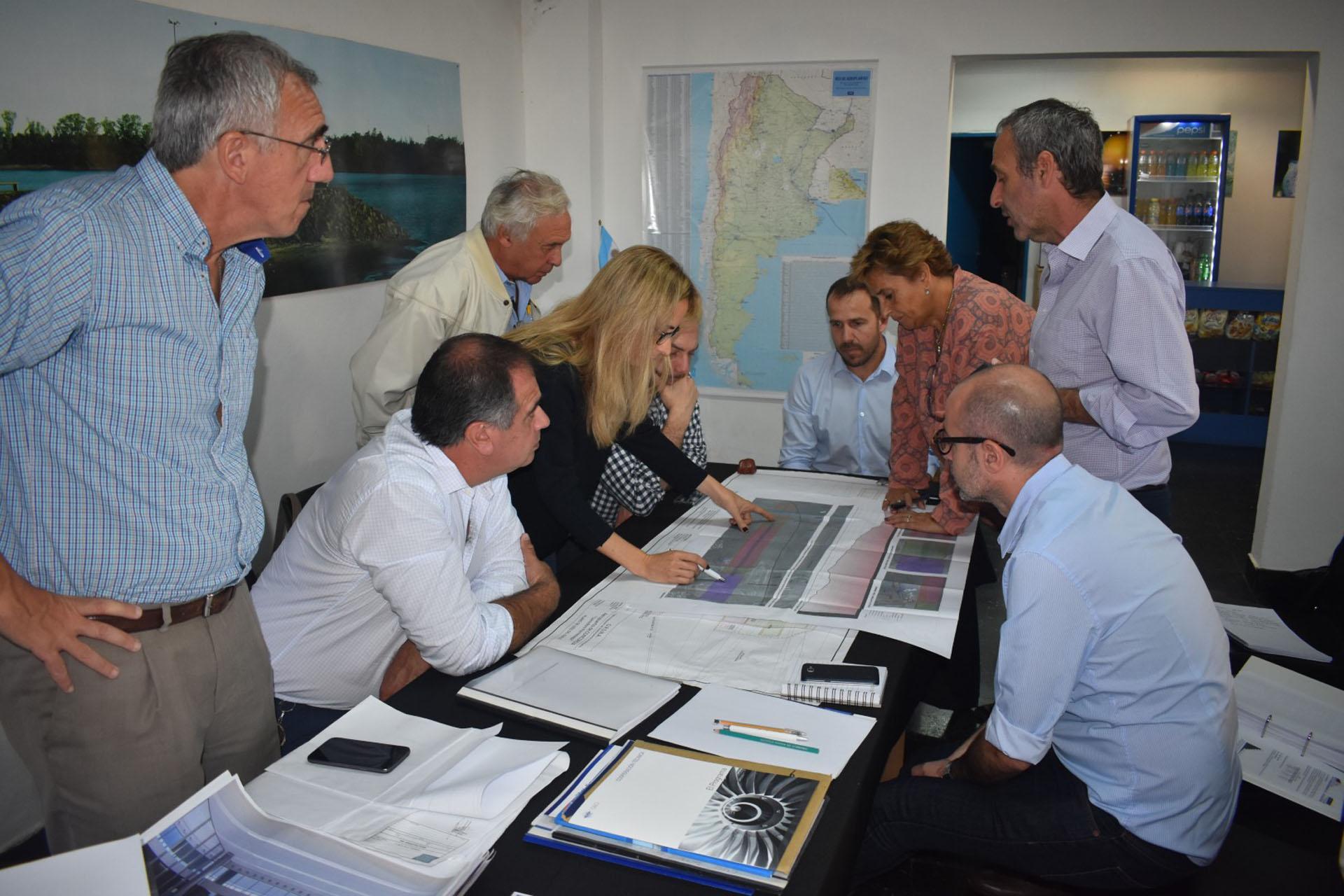 Continúan las reuniones de trabajo con el BID en el marco del Programa de integración binacional Concordia-Salto