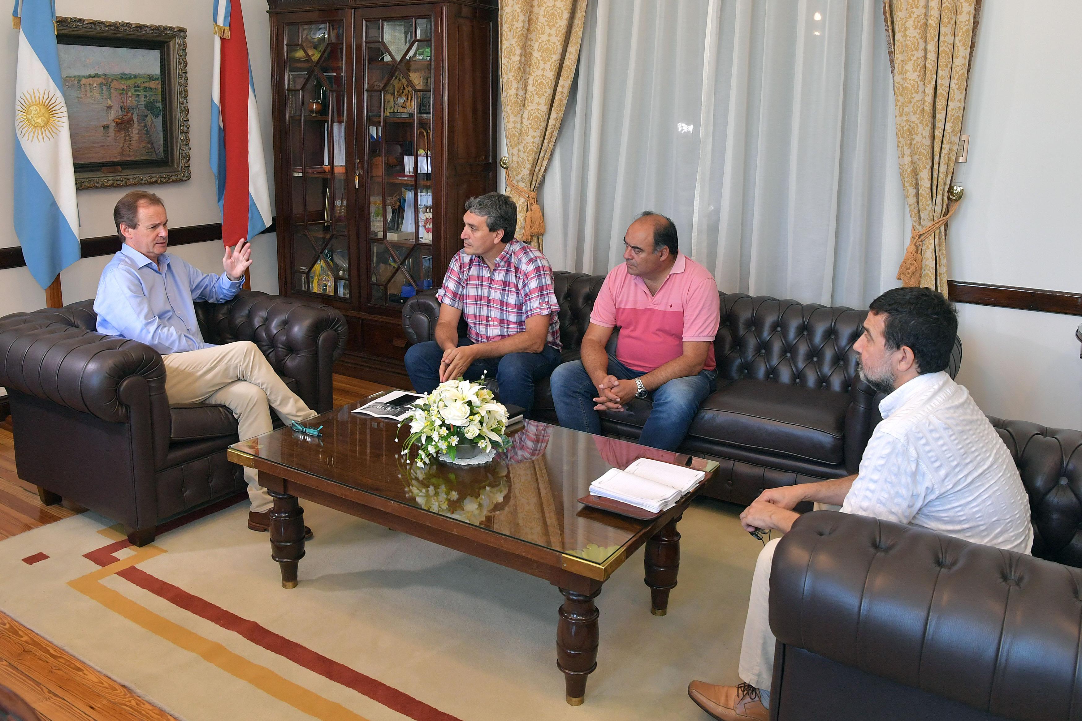 Con recursos propios, la provincia concluye obras de infraestructura educativa y sanitaria en Basavilbaso