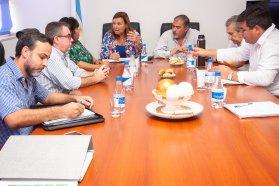 Se firmó el acta de inicio para la rehabilitación de la ruta provincial 22