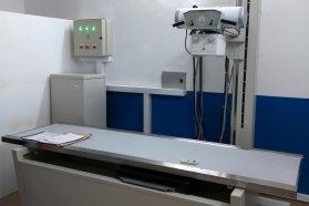 El hospital de Rosario del Tala cuenta con un nuevo equipo de rayos X fijo