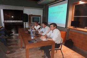 La provincia presenta en la Bolsa de Cereales el Observatorio de Financiamiento para pymes