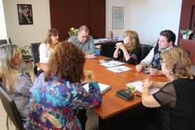 El CGE profundizará su articulación con la Asociación Vidaer para el abordaje de la educación vial