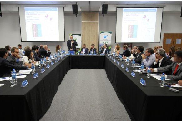 Entre Ríos fue sede de XVII Asamblea del Consejo Federal de Planificación y Ordenamiento Territorial