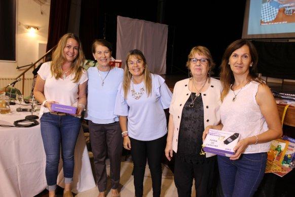 Se realizó el primer encuentro provincial para docentes de Nivel Inicial