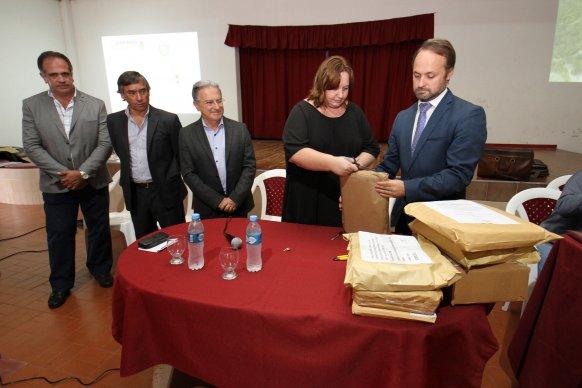 Se presentaron siete oferentes para ampliar la red colectora de Villa Clara