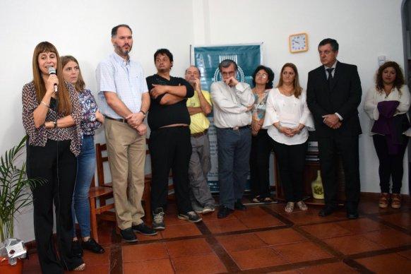 Se inauguró la primera casa de medio camino de Paraná
