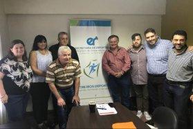 Se expuso la política deportiva entrerriana ante la Confederación Argentina de Clubes