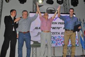 El gobierno provincial participó de los Premios San Antonio a los deportistas especiales