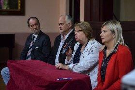 El CGE presentó un transmedia educativo sobre el Palacio San José