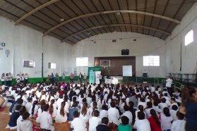 El CGE impulsa el Olimpismo en La Paz y Santa Elena
