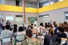Asistencia técnica de educación artística en Feliciano y Concepción del Uruguay