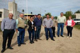 Se construyen 40 viviendas sociales en Diamante