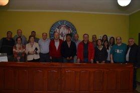 El gobierno provincial acompañó las actividades por el aniversario de la Liga de Fútbol de Paraná Campaña