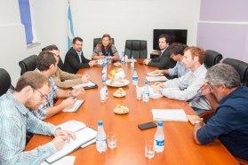 El gobierno avanza con las obras en el departamento Gualeguaychú