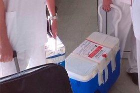 Se concretó la novena donación de órganos y tejidos del año en la provincia