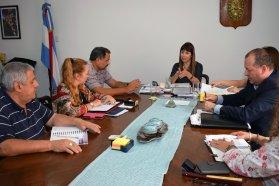 Salud tuvo un nuevo encuentro con el gremio de la Asociación Trabajadores del Estado para avanzar en acciones integradas