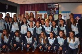Presentaron el Campeonato Sudamericano Sub 18 de sóftbol