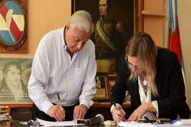 El Copnaf y el municipio de Concepción del Uruguay coordinaron trabajar en conjunto por la niñez