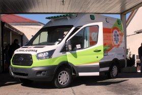 Este viernes entregan ambulancias a hospitales de Colón, Federación y Chajarí