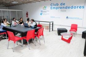Brindarán un taller de serigrafía experimental en el Club de Emprendedores