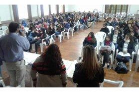 Se presentó  Jóvenes por la Memoria en  Villaguay
