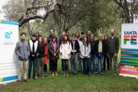 Entre Ríos recibió a miembros del comité intersectorial para el manejo sustentable del sitio Ramsar Delta del Paraná