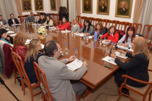 Delinearon acciones para prevenir la trata de personas en Entre Ríos