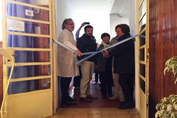 Optimizan el nuevo servicio de diagnóstico por imágenes del hospital de Victoria