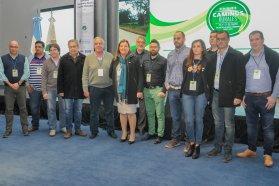 Entre Ríos expuso en el seminario de Caminos Rurales, en Buenos Aires