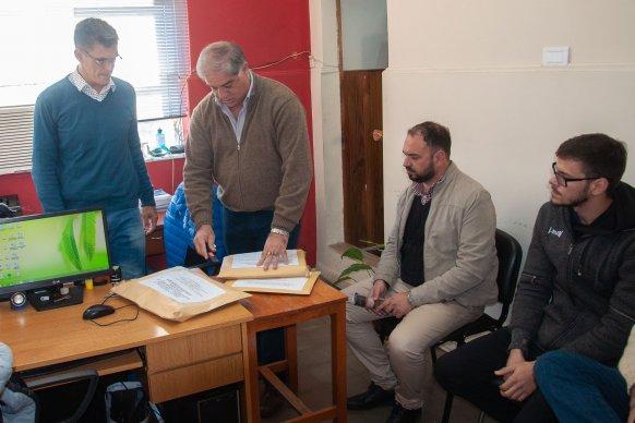 Realizarán obras de alcantarillado en zonas rurales del departamento Federación