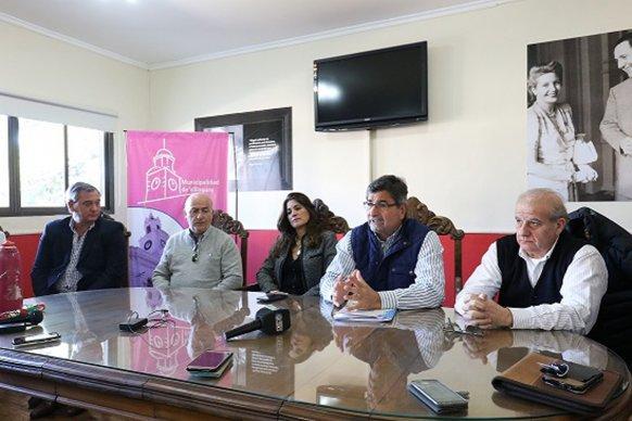 Se ampliará la red de gas natural en el corredor Villaguay - Basavilbaso