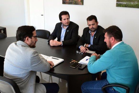 Evaluaron diversos temas ambientales que interesan al departamento Gualeguaychú