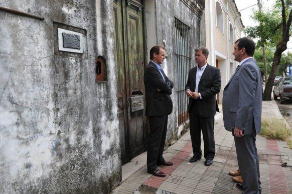 El gobierno provincial pondrá en valor a Casa Natal de Fray Mocho