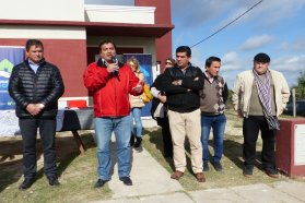 La provincia  entregó nuevas viviendas en Colonia Ensayo