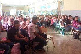 Continúan los talleres de formación y prevención sobre violencia de género