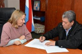 Desarrollo Social y Cafesg trabajarán en conjunto para fortalecer políticas sociales